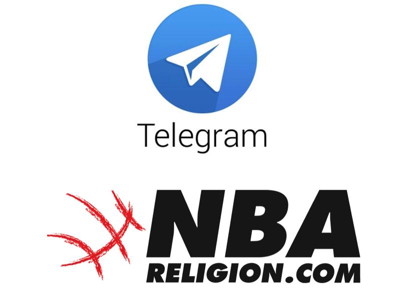 Telegram e nbareligion
