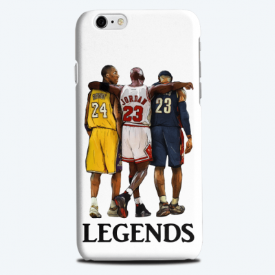 Cover NBA Legends