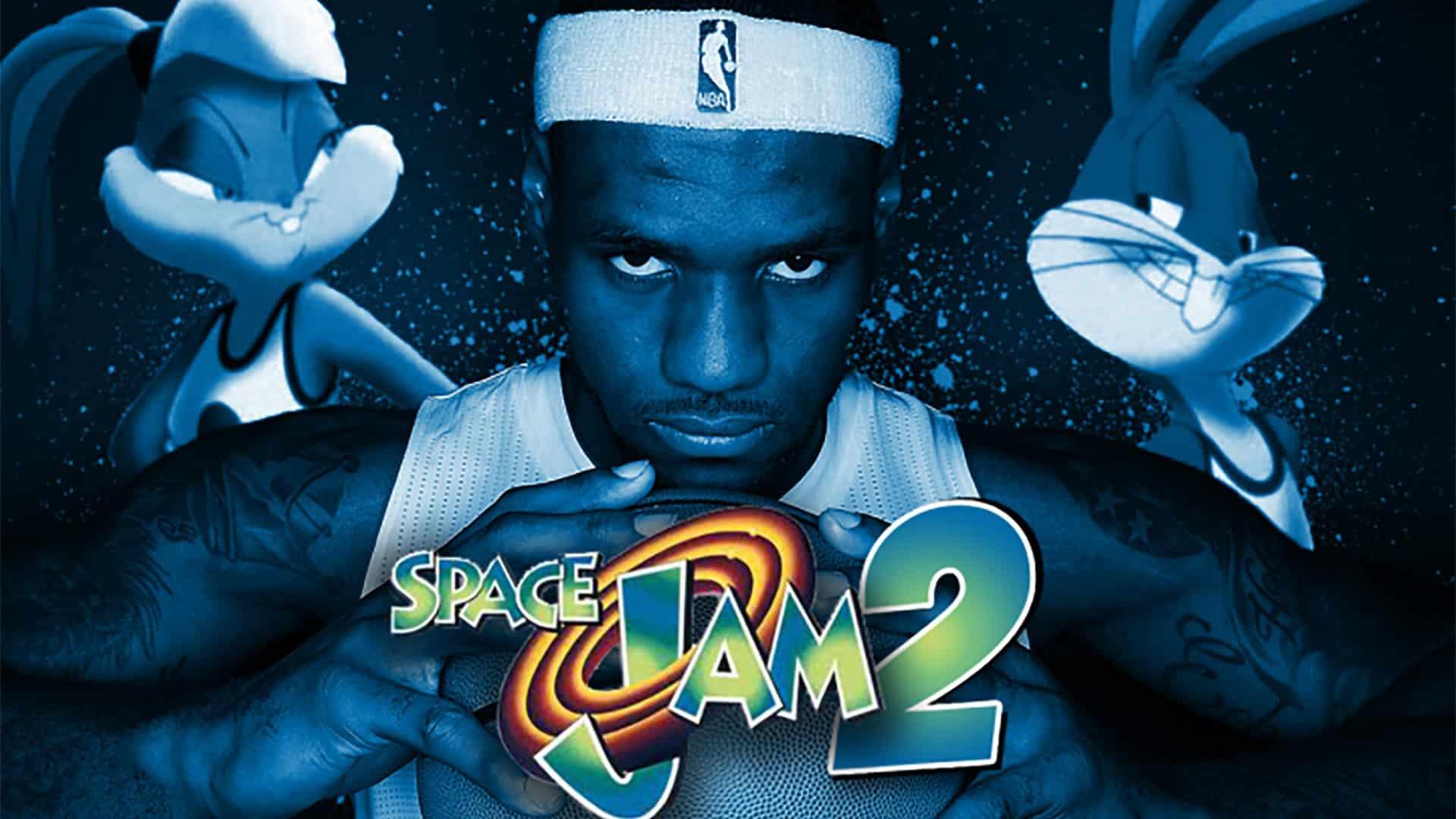 Space Jam 2: ecco il primo video di Lebron James nel film