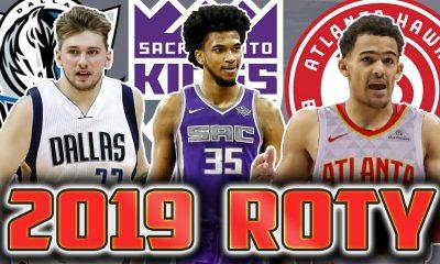 rookie NBA 2019