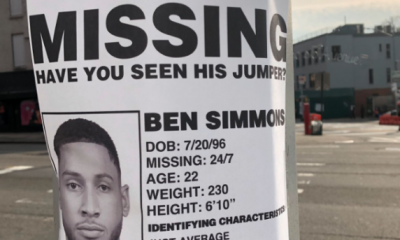 missing ben simmons