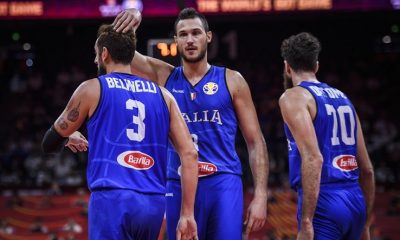 italia filippine mondiali basket 2019