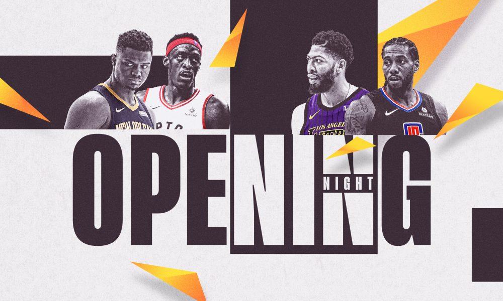 nba opening 2020