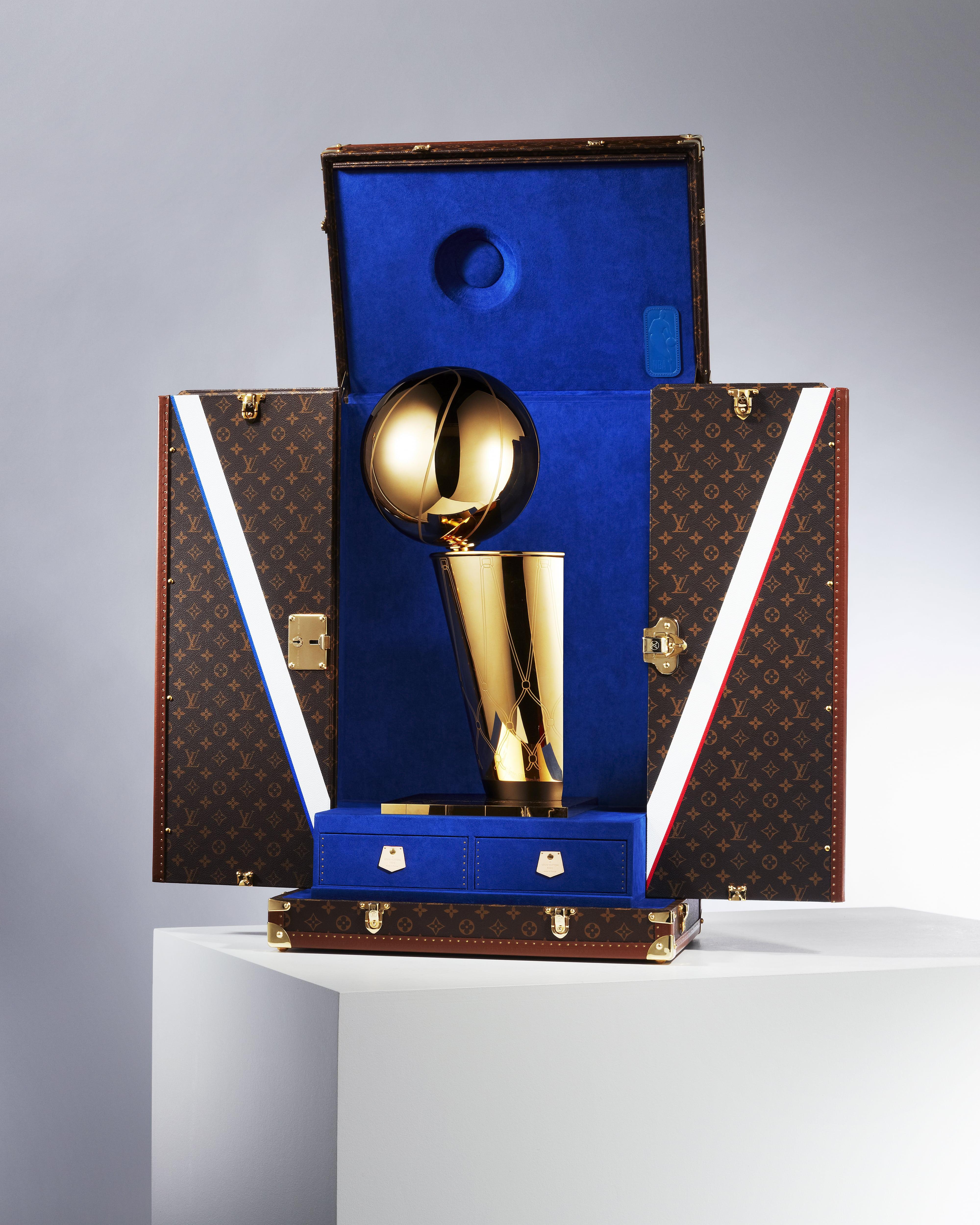 NBA x Louis Vuitton
