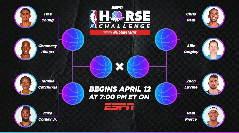 NBA Horse Torneo