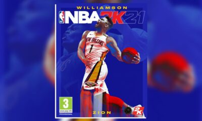 cover zion williamson nba 2k21