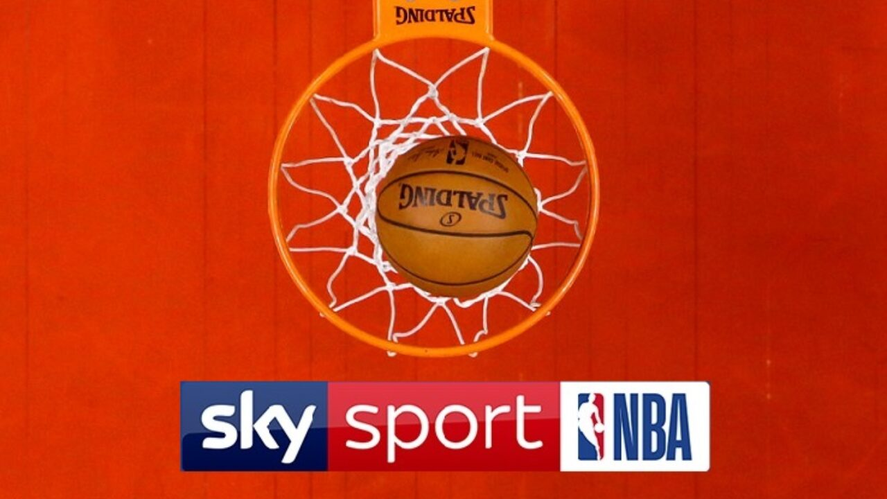 NBA, la programmazione su SKY Sport tra il 1° e l'8 agosto 2020