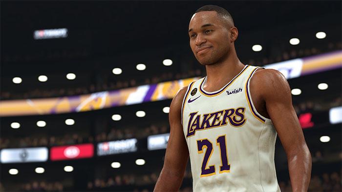 Junior ai Lakers