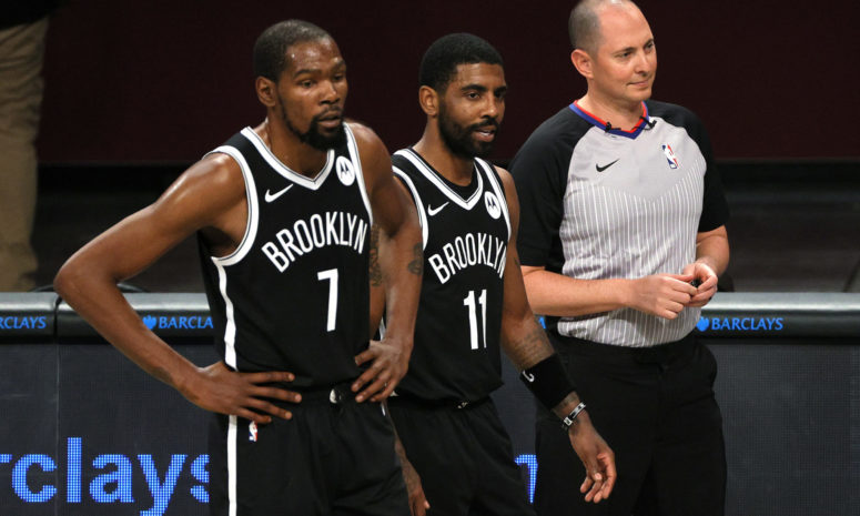 kevin durant irving brooklyn nets