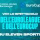 eleven sports diritti eurolega eurocup